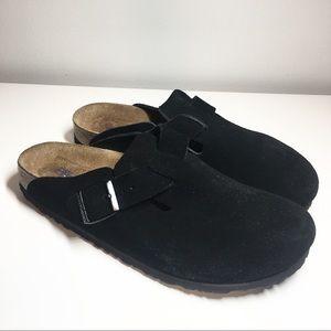 Birkenstock Shoes - Birkenstock Boston Soft Footbed 41